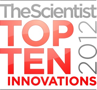The Scientist Top 10 Innovations 2012