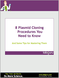 Plasmid Cloning Procedures